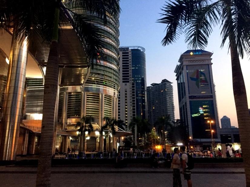 Trip to the vibrant Malaysian Capital, KualaLumpur.